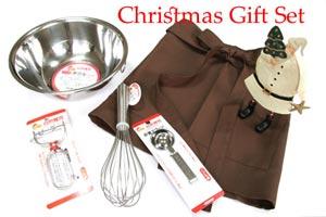 やさしいキッチンツールのクリスマスギフト
