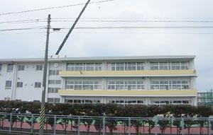第二中学校新校舎