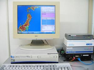 緊急地震速報のシステム