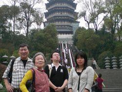 杭州、上海の旅