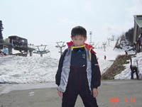 高柳町・ガルルのスキー場