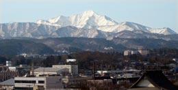 春近い米山