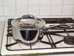 アンドレパッションの片手鍋