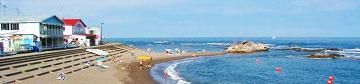 番神海水浴場