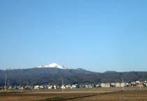 米山もこれから雪解け