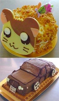 バースデーケーキ タイプ3・4